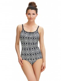 FANTASIE-SWIMWEAR-BEQA-BLACK-CREAM-UW-SCOOP-NECK-TANKINI-FS6350-HIGH-RISE-BRIEF-FS6349-F-TRADE-3000-HS17